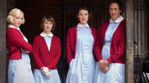 The midwives of Call The Midwife. Photo from PBS.org