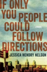 Jessica Hendry Nelson book cover Book cover