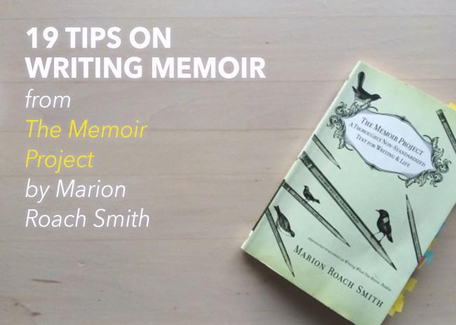 Help with writing memoirs