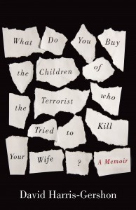 Harris-Gershon book cover